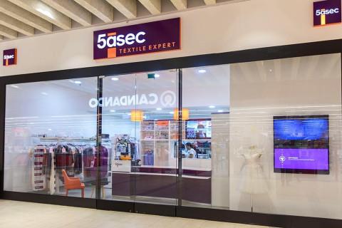 5 à Sec  Avennida Shopping
