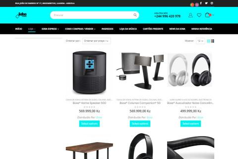 Soba e-Store