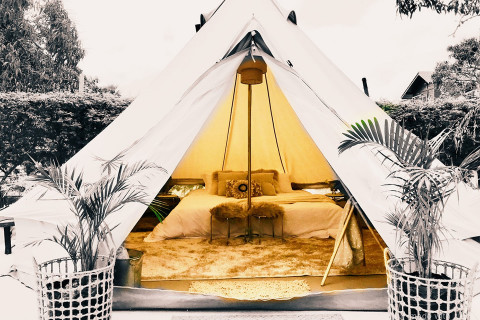 Glamping Point
