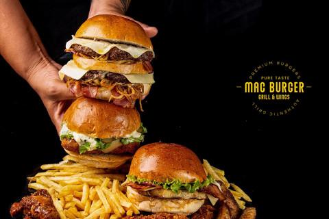 Mac Burger & Grill
