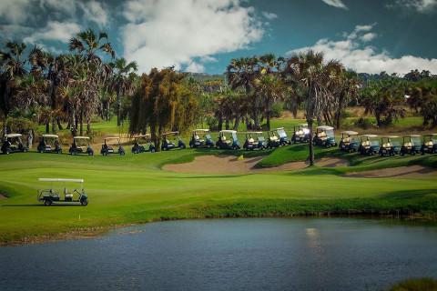 Golf   - Mangais Golf Resort
