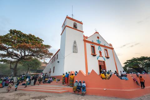 Santuário de Nossa Senhora da Muxima