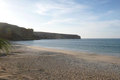 Praia Baía Azul