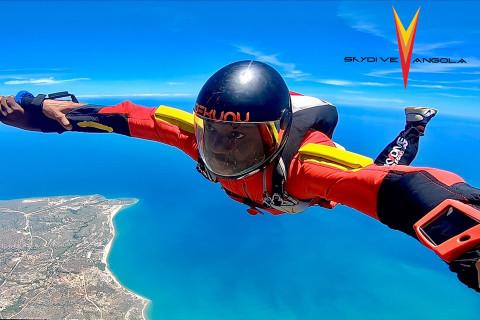 Sky Dive Angola